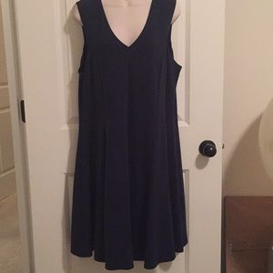 Dress, dark navy